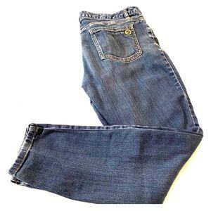 MK Michael Kors Straight Leg Boyfriend Jeans 8